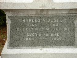 Lucy E <i>Merrill</i> Deshon