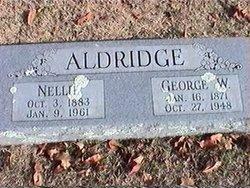 Nellie Aldridge