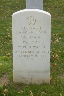 Leonard Baumgartner