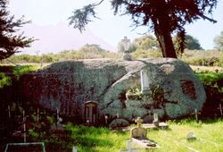 Canet Family Cemetery