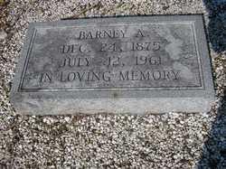 Barney Adcox