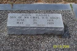 John Daniel Adams