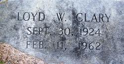 Lloyd W. Clary