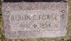 Byron C. Fowle