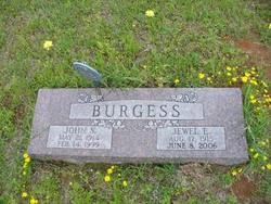 Jewel E <i>Witcher</i> Burgess
