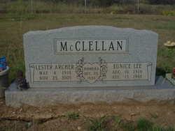 Eunice Lee McClellan