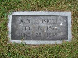 A N Heiskell