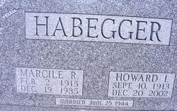 Marcile Ruth <i>Luginbuhl</i> Habegger