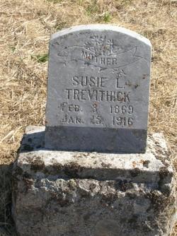Susie Lura <i>Farrer</i> Trevithick