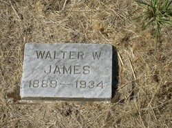 Walter William James