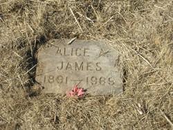Alice A. James