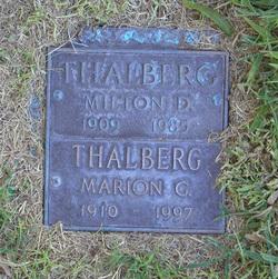 Marion G. Thalberg