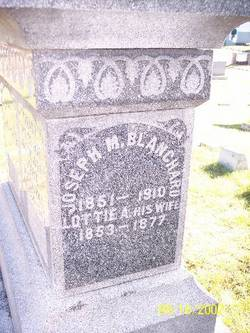 Joseph M Blanchard