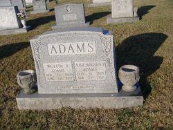 Josie <i>Waldroup</i> Adams