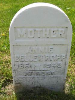 Annie <i>Beller</i> Ropp