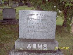 Jane <i>Aitken</i> Arms