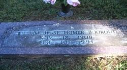 William Jesse Homer Bookout