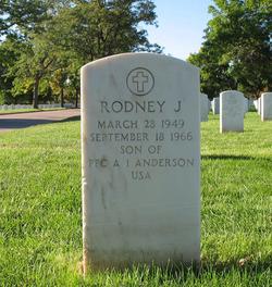 Rodney J Anderson