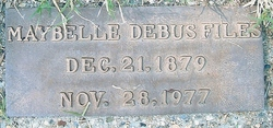 Mabelle Claire <i>Shaw</i> Files