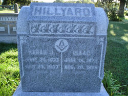Isaac Hillyard