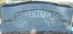 James Coston Adrian