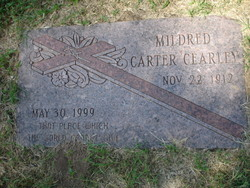 Mildred Frances <i>Rhodes</i> Cearley