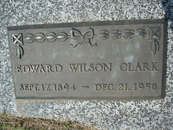 Edward Wilson Clark