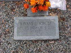 Winas E. Ash, Sr