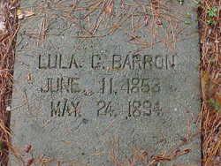 Lula C. Barron