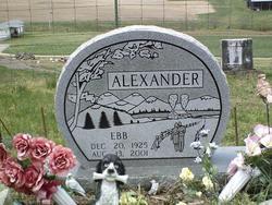 Ebb Alexander