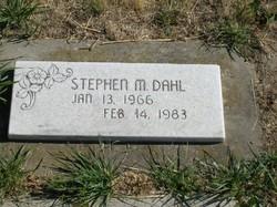 Stephen M. Dahl