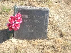 Ruby Hannah