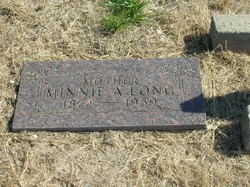 Minnie Alice <i>Conner</i> Long