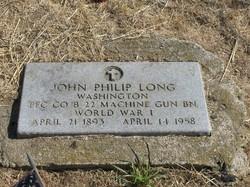 John Philip Long