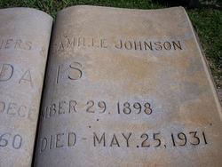 Camille <i>Johnson</i> Davis