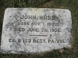 John Buss