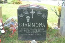 Lieut Vincent F. Giammona
