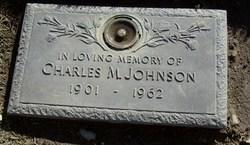 Charles M Johnson, Sr.
