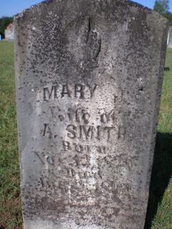 Mary Jane <i>Clarkson</i> Smith