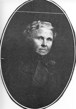 Mary <i>Orgill</i> Housley