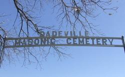 Dadeville Masonic Cemetery