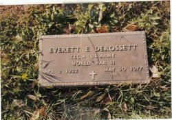 Everett Elmer DeRossett