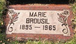 Marie Josephine <i>Sedlacek</i> Brousil