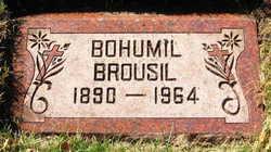 Bohumil Ben Brousil, Sr