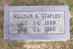 William Balfour Staples