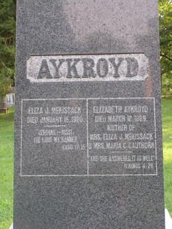 Elizabeth Aykroyd