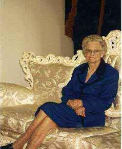 Betty Mae <i>White</i> Bennett