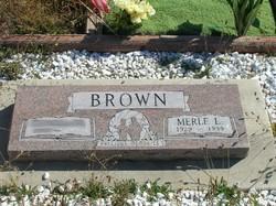 Merle L. Brown