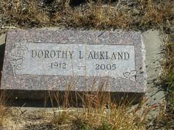Dorothy L. <i>Marlow</i> Aukland