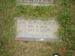 Eva <i>Boothe</i> Bishop